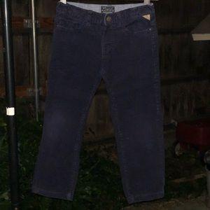 Mayoral little boys corduroy pants